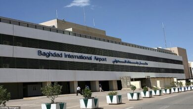 Rockets Hit Vicinity of Baghdad Airport, No Casualties