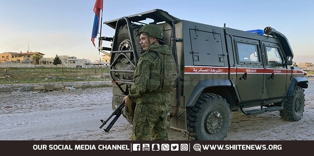 Russian Soldiers Injured