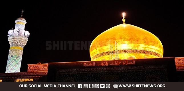 Shrine of Hazrat Zaynab