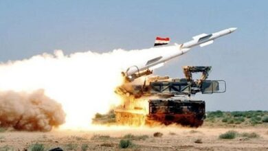 Syria's Air Defenses