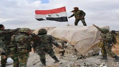 Syrian Army Checkpoint
