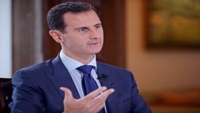 Syria's President