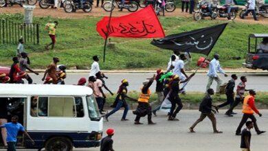 Three Shia mourners killed