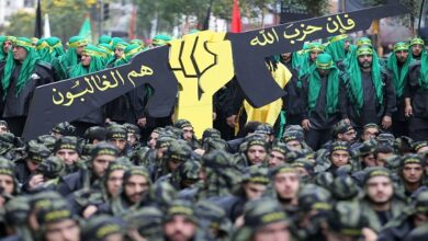 US sanctions against Hezbollah
