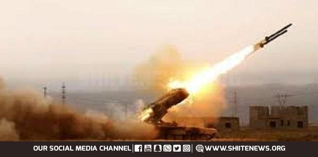 Yemen Ballistic missile