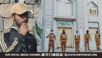 Imamia Scouts volunteers perform duties during Moharram
