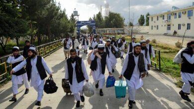 talks with Kabul