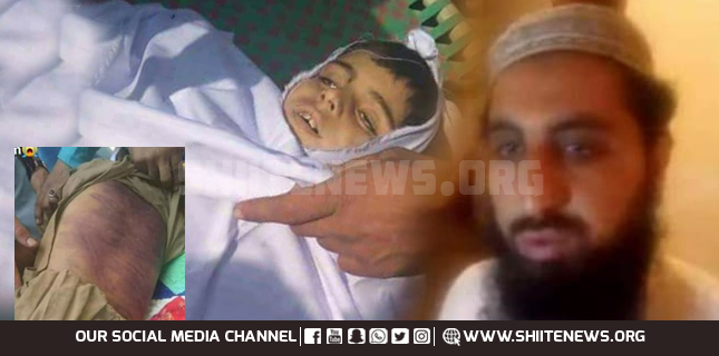 Deobandi cleric kills 5 year old child of a widow