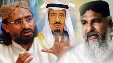 Outlawed Deobandi takfiri terror groups LeJ ASWJ