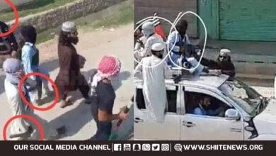 Outlawed Sipah Sahaba ASWJ terrorists hold takfiri rally