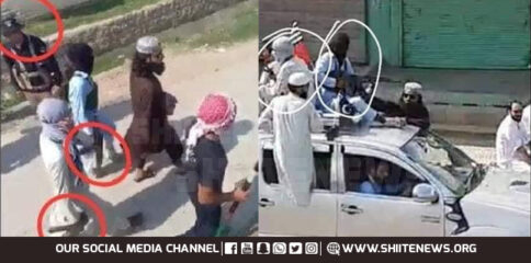 Outlawed Sipah Sahaba ASWJ terrorists hold takfiri rally