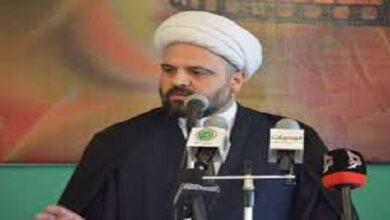 Grand Jaafarite Mufti, Sheikh Ahmad Qabalan