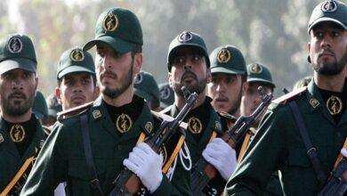 IRGC strikes terror bases