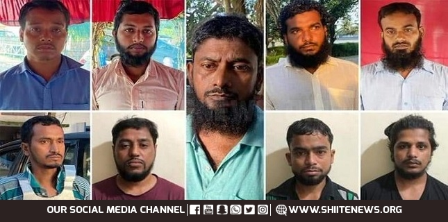 India Arrests 9 Qaeda Militants