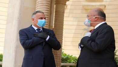 Iraqi President and Prime Minister