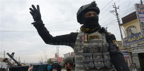 Iraqi intelligence forces