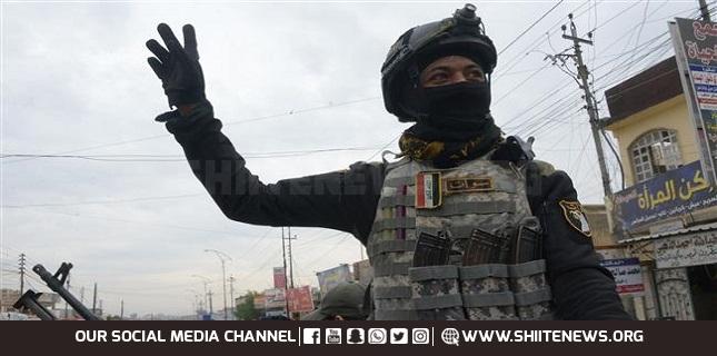 Iraqi intelligence forces