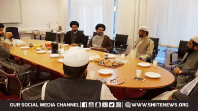 Sunni Shia Ulema in Norway ask Pakistan govt to take action