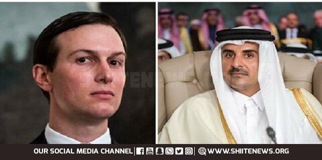 Qatar's ruler Emir