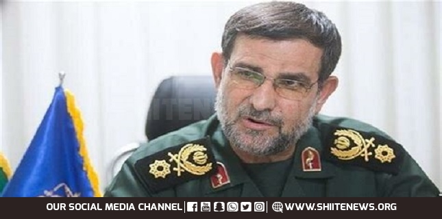 IRGC to enemies