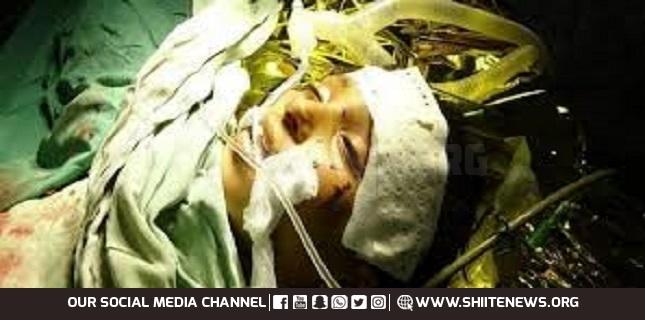 Saudi Artillery Shelling