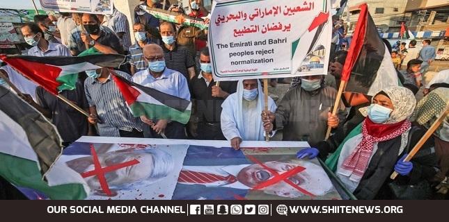 Emirati Bahraini activists
