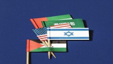 UAE Israel Palestine