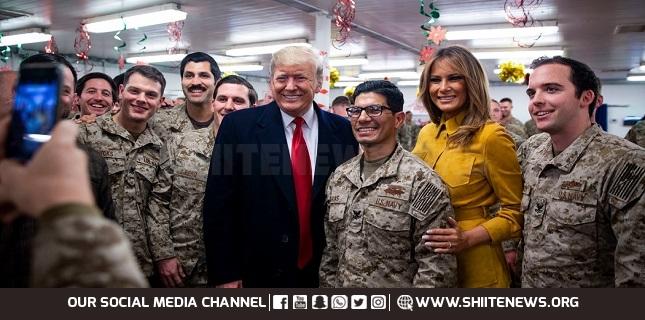 US Troop Withdrawals