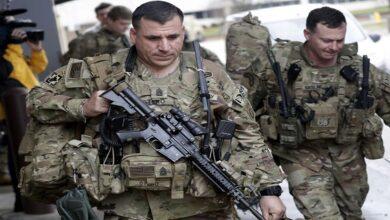 US reduce troops