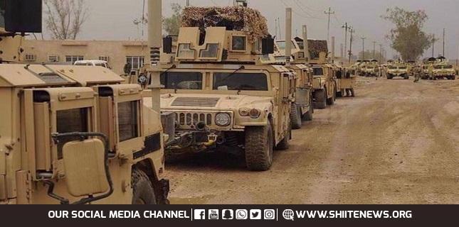 US terrorist Army