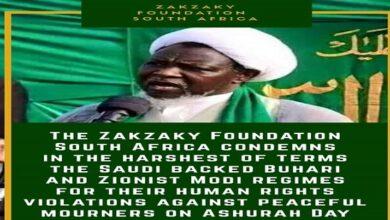 Zakzaky Foundation South Africa