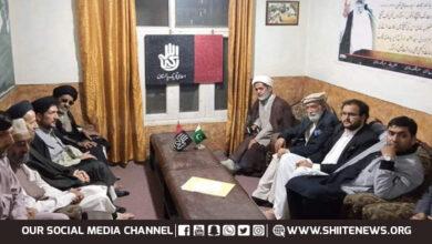 Islami Tehreek and SUC take out Death to Umayyad Yazidism rallies