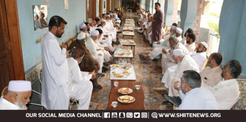 Sunni and Shia Muslim notables defeat conspiracy of takfiris in Kohat