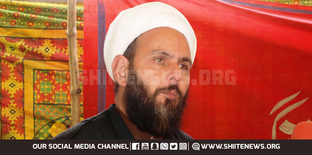 Allama Mirza Ali slams delaying tactics against Gilgit Baltistan rights