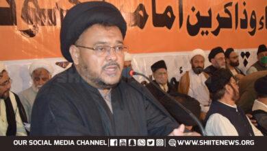 Shia Ulma Council announces long march from Sukkur to CM House