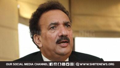 Senator Rehman Malik rejects ASWJ takfiri slogans