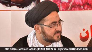 Allama Tasawwur Javadi demands removal of controversial Mufti Muneeb