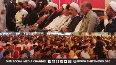 MWM shroud rally to protest inaction against killers of Malik Alamdar