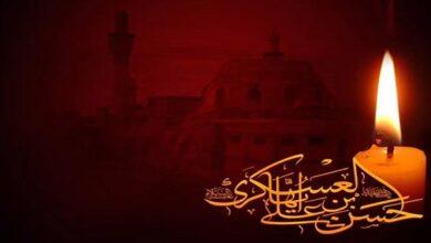 Shia Muslims mourn over Imam Hassan Askari