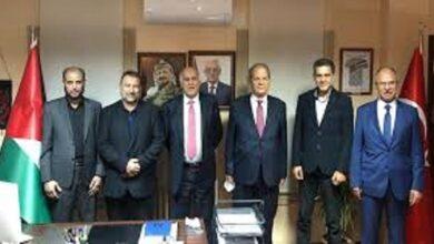 Intra-Palestinian Talks