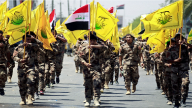 Iraqi Hashd al-Sha'abi