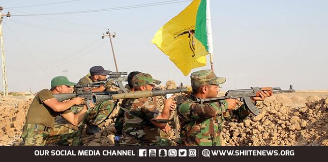 Iraqi anti-terror groups