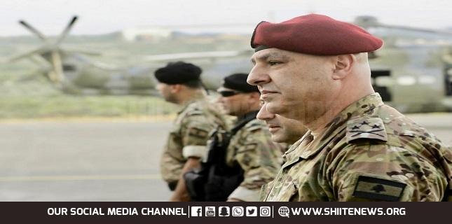 Lebanese Army Commander