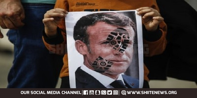 Macron facing growing backlash in Muslim world for insulting Islam