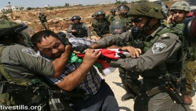 Nine Palestinians