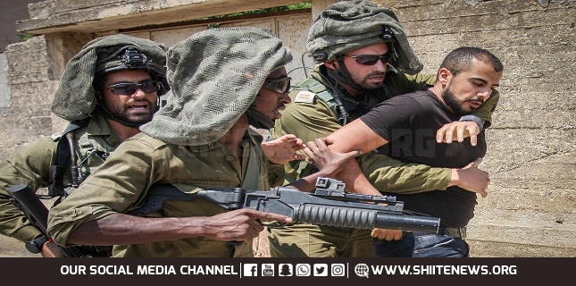 Palestinians injured