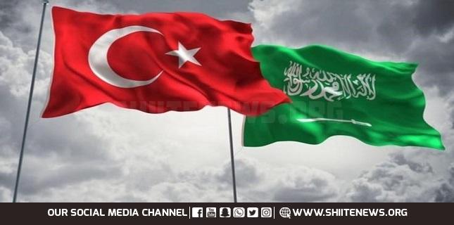Saudi Companies Boycotting Turkish Products