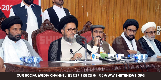 Shia Ulma Council asks govt to meet their 16 legitimate demands