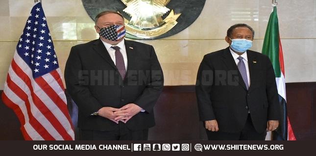Sudan Israel ties