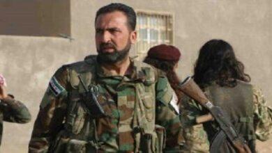 Syrian militant
